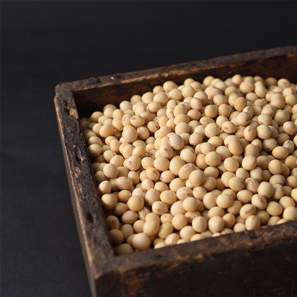 国産大豆1kg