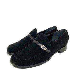 FENDI.loafers.black
