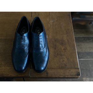 TODS・ウイングチップ・BL