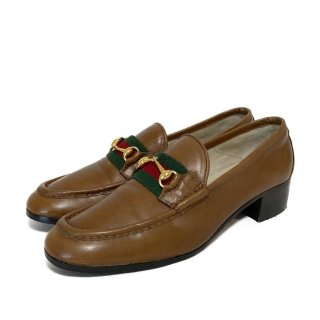 GUCCI・LOAFERS・80s BR