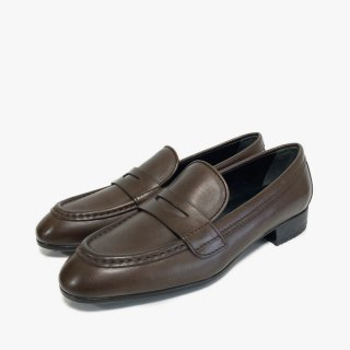 TODS.LOAFERS.brown.35 1/2