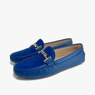 TODS.GOMMINI.blue 39.5
