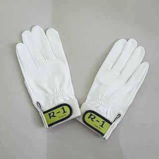 白馬印 ラム革手袋 R-1