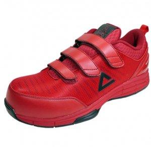 PEAK ピーク 安全靴 PEAKSAFETY WOK-4506 レッド