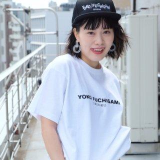 YOKO FUCHIGAMI 公式ファッショナブルTシャツ WH