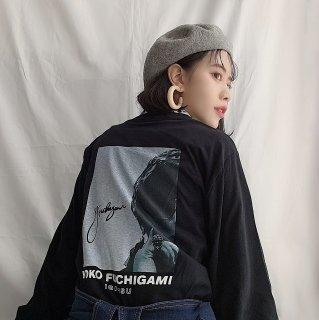YOKO FUCHIGAMI フォトロンT/ BLACK