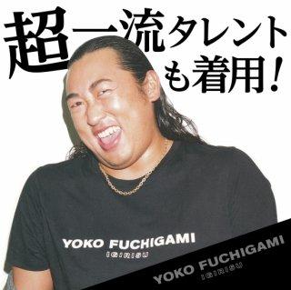新YOKO FUCHIGAMI 公式ファッショナブルTEE