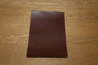 本ヌメ革 チョコ A4サイズ