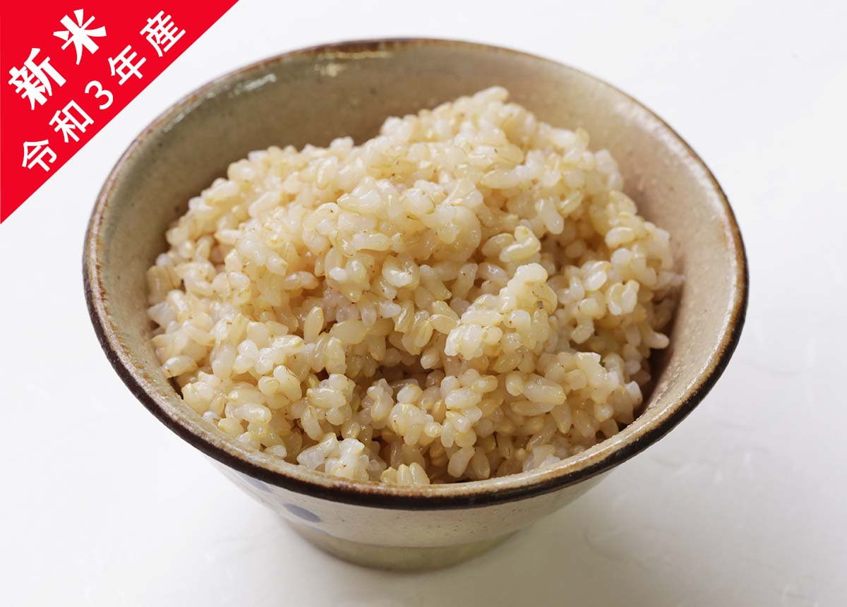 【新米】令和3年産 あわくら源流米 あきたこまち 玄米 10�
