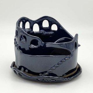 スモールガーデン 瑠璃 ( Lサイズ ) 1105
