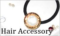 Hair Accessory / ヘアアクセサリー