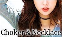 Choker & Necklace