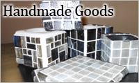 Handmade goods / 手作り雑貨