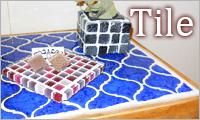 Tile / タイル雑貨・アクセサリーArt