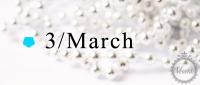 3月 / March / アクアマリン