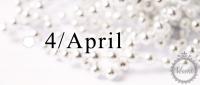 4月 / April / ダイヤモンド・水晶