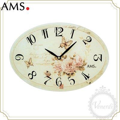 AMSバタフライ掛け時計