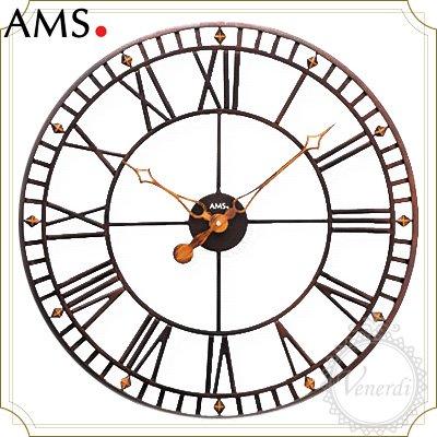 AMSアイアン掛け時計はこちら