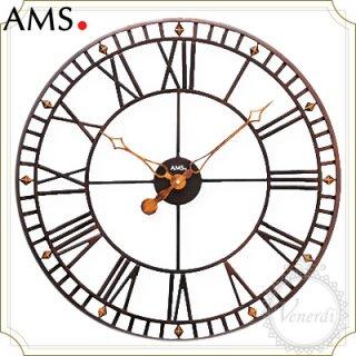 AMSアイアン掛け時計