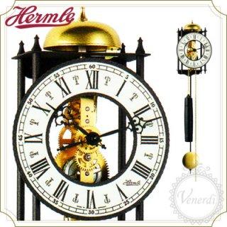 【予約販売中】Hermleチェーン振り子機械式掛け時計 REGULATORS