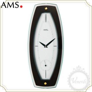 【予約販売中】AMSロングシンプル掛け時計