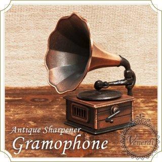アンティークシャープナー type蓄音機