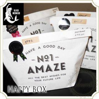 HAPPY BOX 福袋 アクセサリー3点セット BlackMermaid