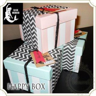 HAPPY BOX 福袋 アクセサリー5〜7点セット BlackMermaid