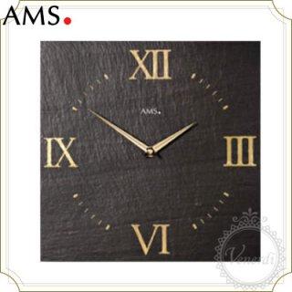 【予約販売中】AMSストーンクロック復刻版レトロ掛時計