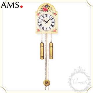 【予約販売中】AMSボンボン振り子時計 掛け時計