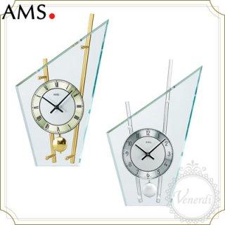 【予約販売中】AMSガラス置き時計