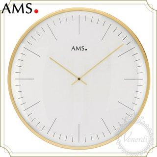 【予約販売中】AMSシンプル掛け時計
