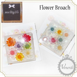 flower bed broach