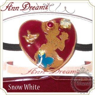 白雪姫りんごヘアゴム
