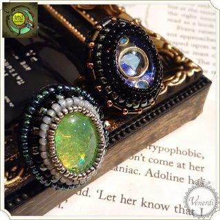 星屑の指輪・雷光の魔法石