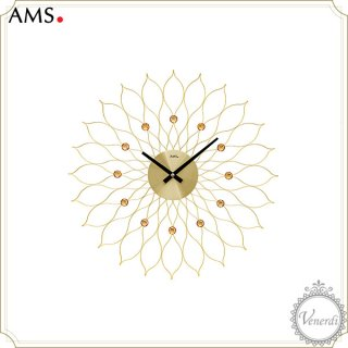 【予約販売中】AMSサンフラワー掛け時計