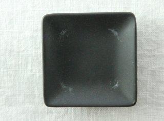 WP817 和皿/四角(黒)