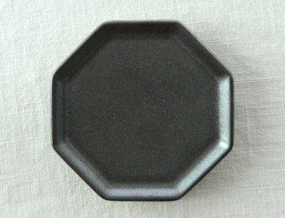 WP818 和皿/八角(黒)