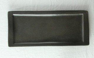 WP859 和皿/四角(黒)