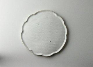 WP901 和皿/花型(白)・丹波焼