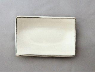 WP908 和皿/四角(白)