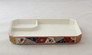 WP916 和皿/八角(白)