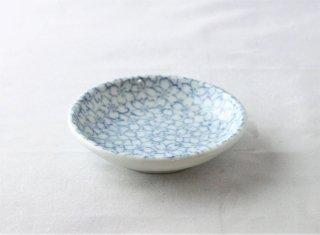 WP945 和皿/丸(白×水色)・桜