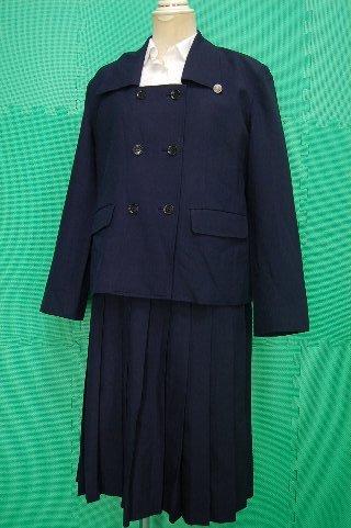 神田女学園 旧制服