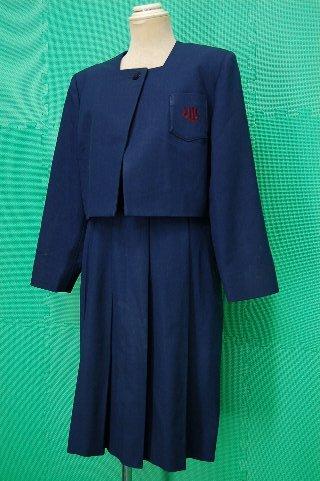 東京純心女子高等学校 ボレロ制服