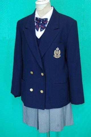 関東 制服図鑑(買取実績) 立川女子高等学校 冬服