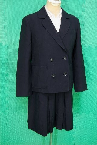 制服図鑑(買取実績) 共立女子高校 冬服
