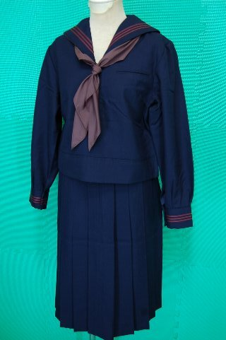東京文化 旧冬服