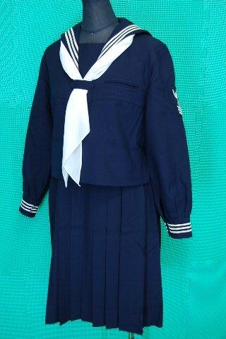 制服図鑑(買取実績) 共立女子中 冬服