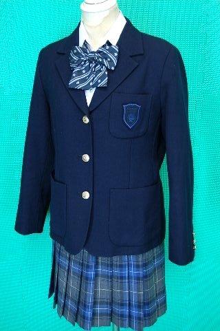制服図鑑(買取実績) 麹町学園女子